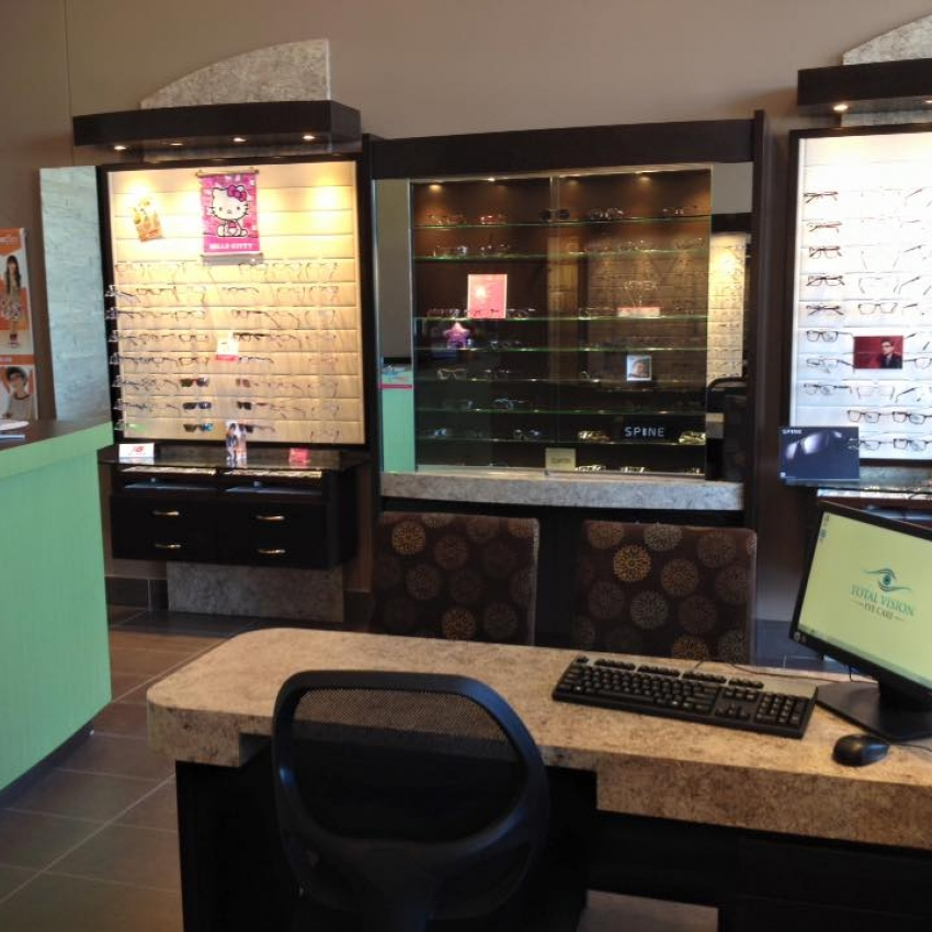 Dispensary Total Vision Eye Care