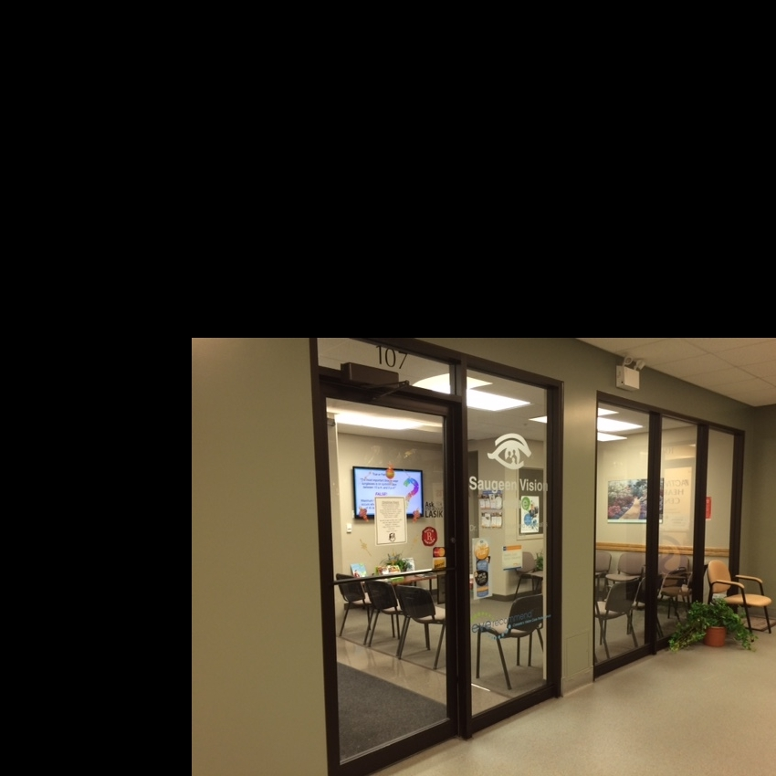 Lower level of the Hanover Medical Clinic