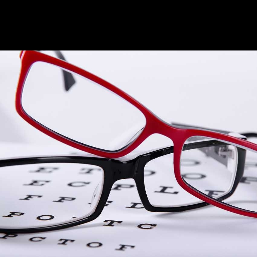 Free adjustments and tune up's on glasses