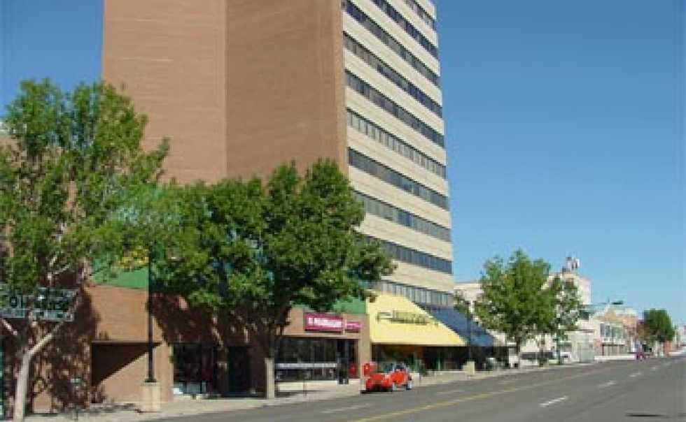 1990's view from 5th Street S before the most recent transformation into a professional building.