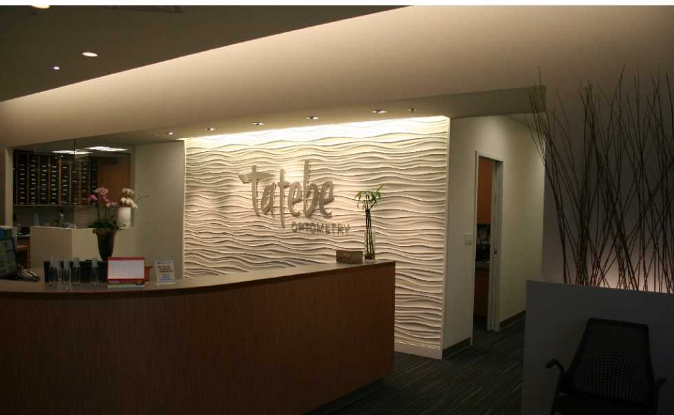 Front Desk Tatebe Optometry