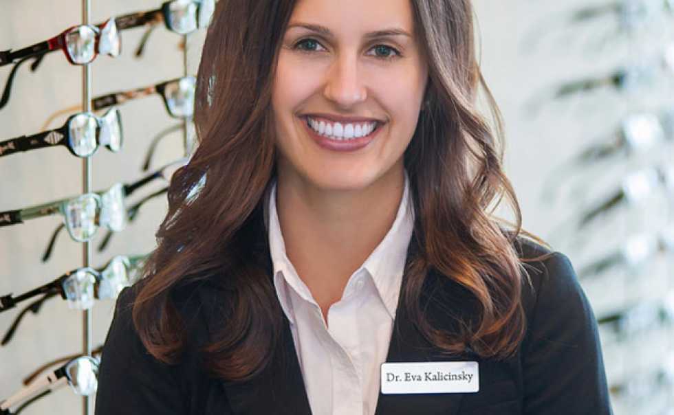 Dr. Eva Kalicinsky is an Optometrist at Brookswood Optometry in Langley, British Columbia.