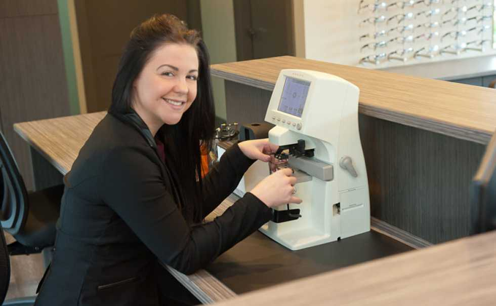 Amanda is an Optician at Brookswood Optometry