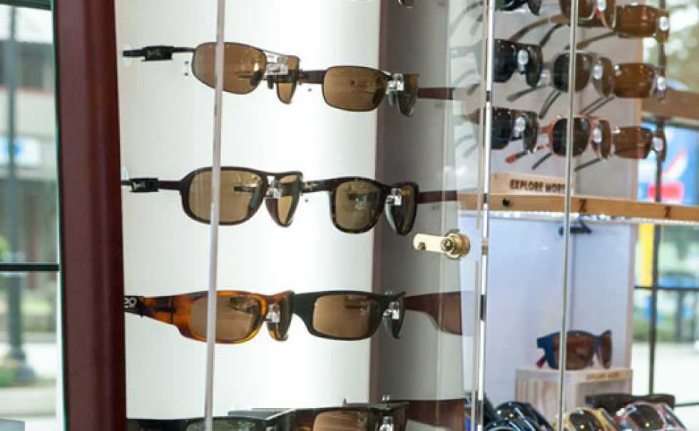 Brookswood Optometry is a full scope Optometry Clinic & Optical Boutique