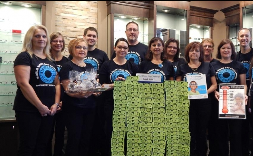 Supporting Optometry Giving Sight!