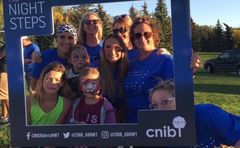 Held at the Japanese Gardens, the CNIB's Annual Nightsteps fund raiser was a beautiful success!
