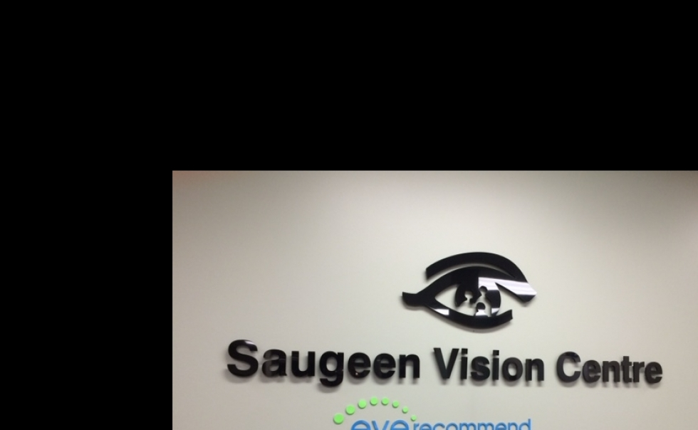 Saugeen Vision Centre, located in the Hanover Medical Clinic