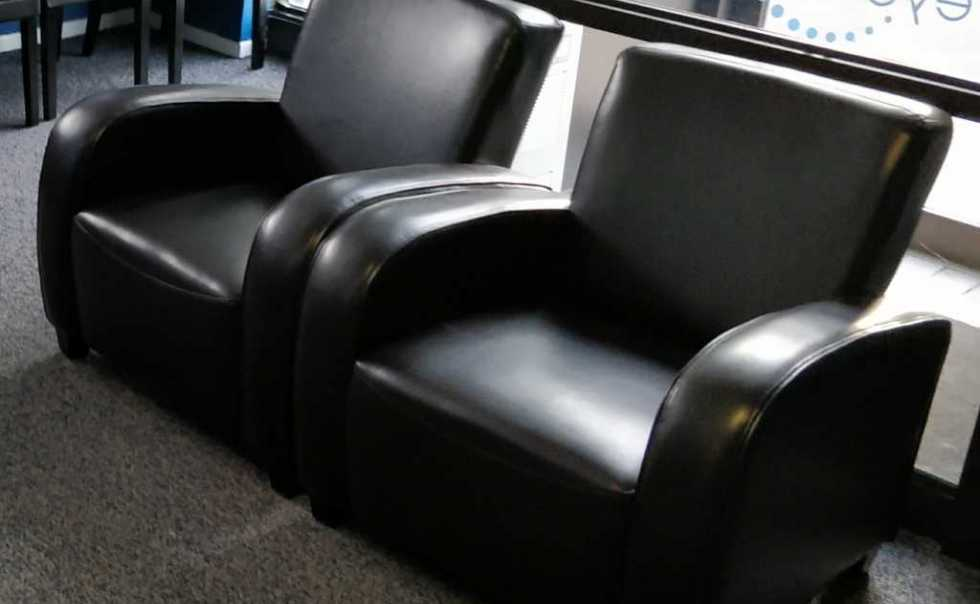 Comfortable Chairs at Vidal Street Location