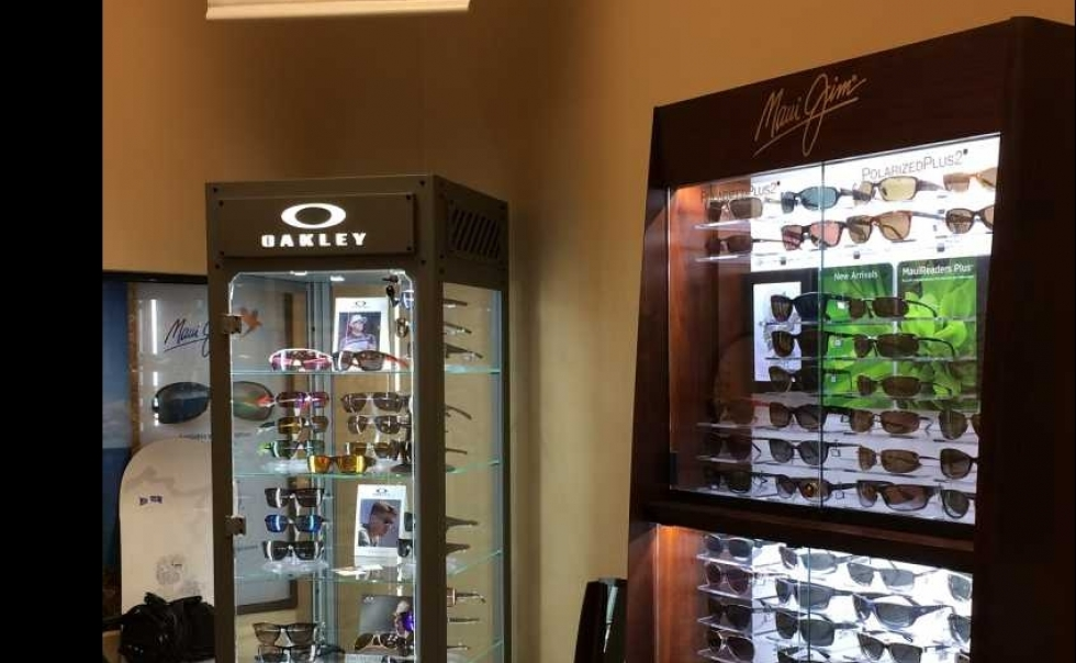 Sunglass Cove at Acton Eyecare