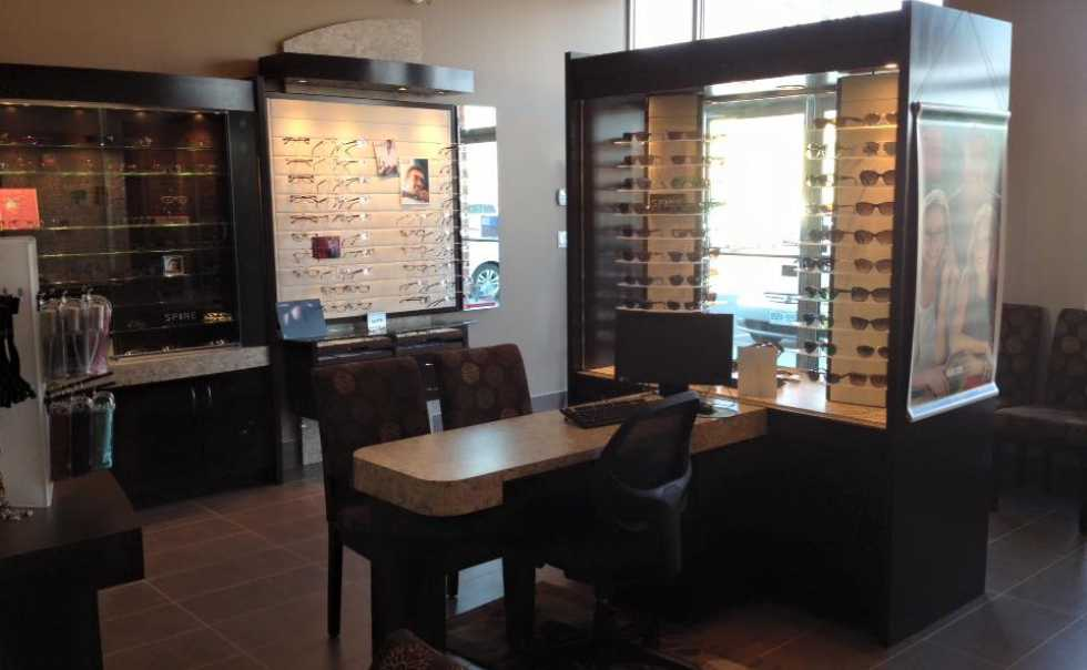 Sunglasses showcase Total Vision Eye Care