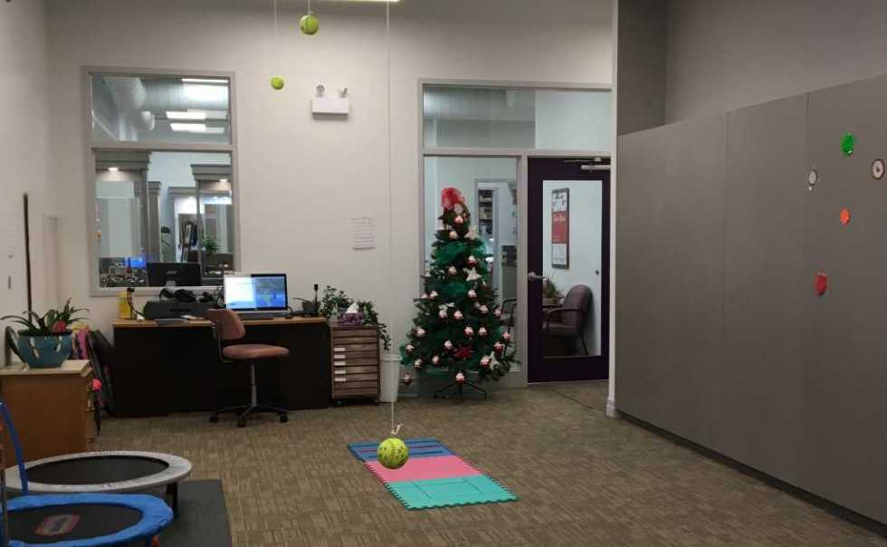 Vision Therapy Gym