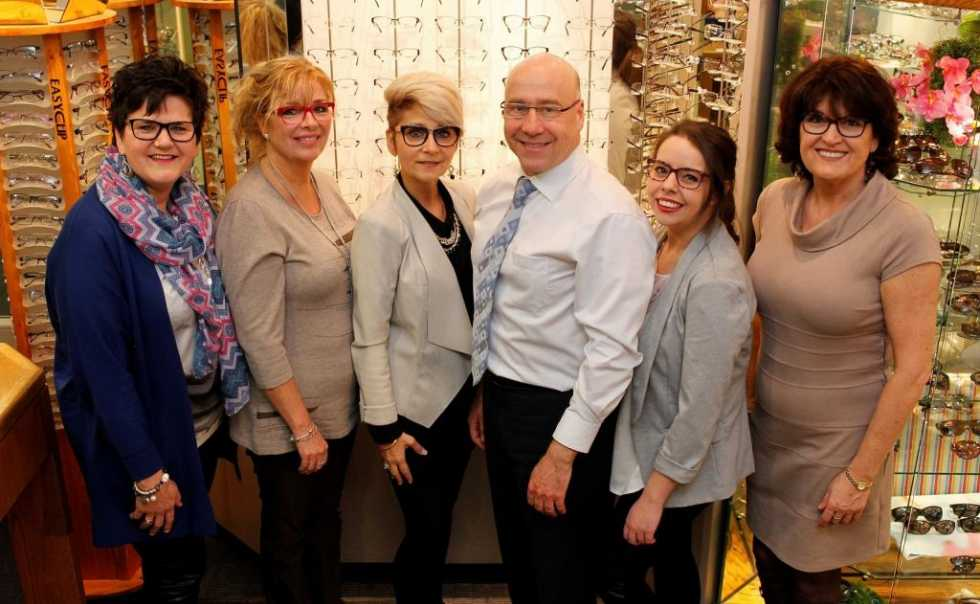 Hawkesbury Optometric Clinic staff picture