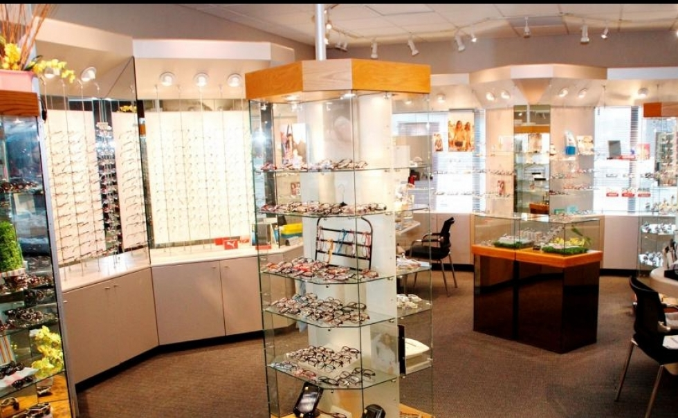 Inside Hawkesbury Optometric Clinic