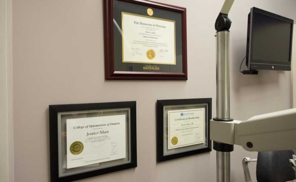 Dr. Jessica Nhan Certification