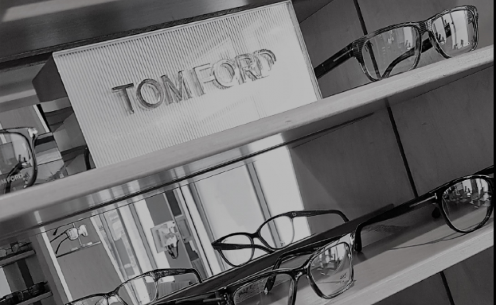 Tom Ford glasses and sunglasses are stylish and classic